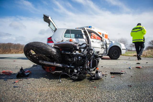 Wyższe odszkodowanie po wypadku motocyklowym